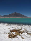 Hot Springs around Laguna Verde Photographic Print by Courtesy of Serge Kruppa
