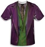 The Dark Knight - Joker Costume Tee T-Shirt