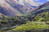 Landmannalaugar Voulcano Landscape , Iceland Photographic Print by Gavriel Jecan