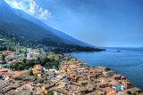 Malcesine. Photographic Print by  Mento