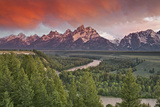 Grand Teton Np, WY Photographic Print by Enrique R. Aguirre Aves