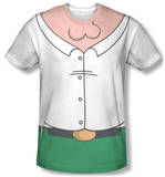 Family Guy - Peter Griffin Costume Tee Shirts