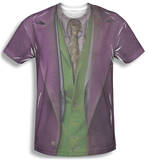 The Dark Knight - Joker Costume Tee Vêtements
