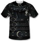 Edward Scissorhands - Edward Costume Tee Sublimated