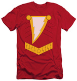 Justice League - Shazam Costume Tee (slim fit) T-shirts