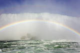 Rainbow and the American Falls Photographic Print by Cosmo Condina
