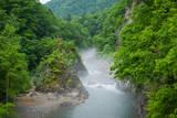 River of Jouzankei ,Hokkaido, Japan Photographic Print by Kelvin Tse Photography