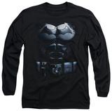 Long Sleeve: Batman Arkham Origins - Costume Tee Vêtements