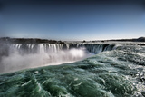 Horseshoe Waterfalls at Niagara Falls Photographic Print by Busà Photography