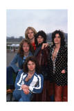 Aerosmith - Terre Haute 1977 Print by  Epic Rights