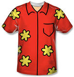 Family Guy - Quagmire Costume Tee Vêtements