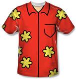 Family Guy - Quagmire Costume Tee T-Shirts