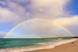 Rainbow Australia Fotografie-Druck von tim phillips photos