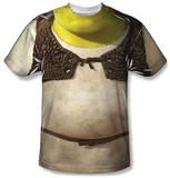 Shrek - Costume Tee T-Shirt