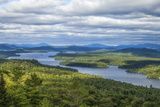 View from Bald Mountain Photographic Print by Barbara Friedman