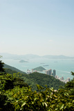 View from Victoria Peak, Hong Kong Photographic Print by Cultura Travel/Rosanna U