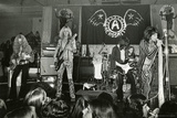 Aerosmith - Aerosmith Tour 1973 (Black and White) Photo af Epic Rights