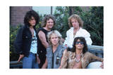 Aerosmith - Bad Boys from Boston 1970s Photographie par  Epic Rights