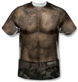 Predator - Camo Costume Tee Vêtements