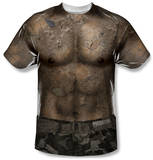 Predator - Camo Costume Tee Sublimated