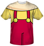Youth: Family Guy - Stewie Griffin Costume Tee T-shirts