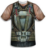 Youth: The Dark Knight Rises - Bane Costume Shirt