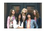 Aerosmith - Boston 1973 Foto von  Epic Rights