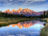 Schwabacher's Landing Photographic Print by Images by Steve Skinner Photography