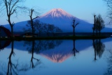 Sunset of Fumotoppara Photographic Print by  katsumi.takahashi