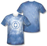 Green Lantern - Indigo Energy (Front/Back Print) Sublimated