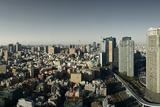 Tokyo Panorama Photographic Print by Chris Jongkind