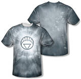 Green Lantern - White Energy (Front/Back Print) T-Shirt