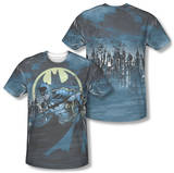 Batman - Heed The Call (Front/Back Print) T-Shirt