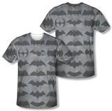 Batman - 75 Symbols (Front/Back Print) Shirts
