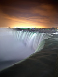 Niagara Falls by Night Photographic Print by Insight Imaging