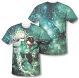 Green Lantern - Galactic Hal (Front/Back Print) Sublimated