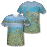 Wild Wings - Bighorn River (Front/Back Print) T-shirts