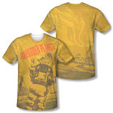 Forbidden Planet - Strang World (Front/Back Print) Shirts