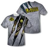 Jurassic Park - Live Raptor (Front/Back Print) T-shirts