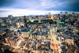 Tokyo Photographic Print by Andreas Jensen