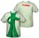 Gumby - Gumb Me Sub (Front/Back Print) Shirts