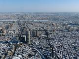 From Tokyo Skytree Photographic Print by c50cub96 from JAPAN