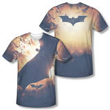 Batman Begins - Colony (Front/Back Print) T-Shirt