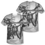 Elvis Presley - Jubilant Felons (Front/Back Print) T-Shirt