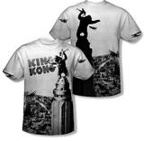 King Kong - Breaking Loose (Front/Back Print) T-shirts