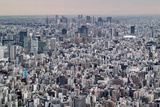 Shinjuku from Skytree Photographic Print by  spiraldelight