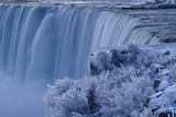 Niagara Falls Ice Photographic Print by Jamie De Pould