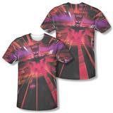 Batman Beyond - Batmobile Interior (Front/Back Print) Shirts