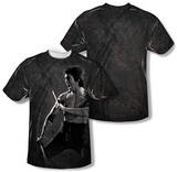 Bruce Lee - Dragon Print (Front/Back Print) Sublimated
