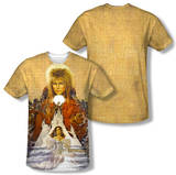 Labyrinth - Cover Art (Front/Back Print) Shirts